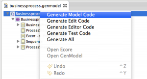 Generate Model Code after reloading the .genmodel.