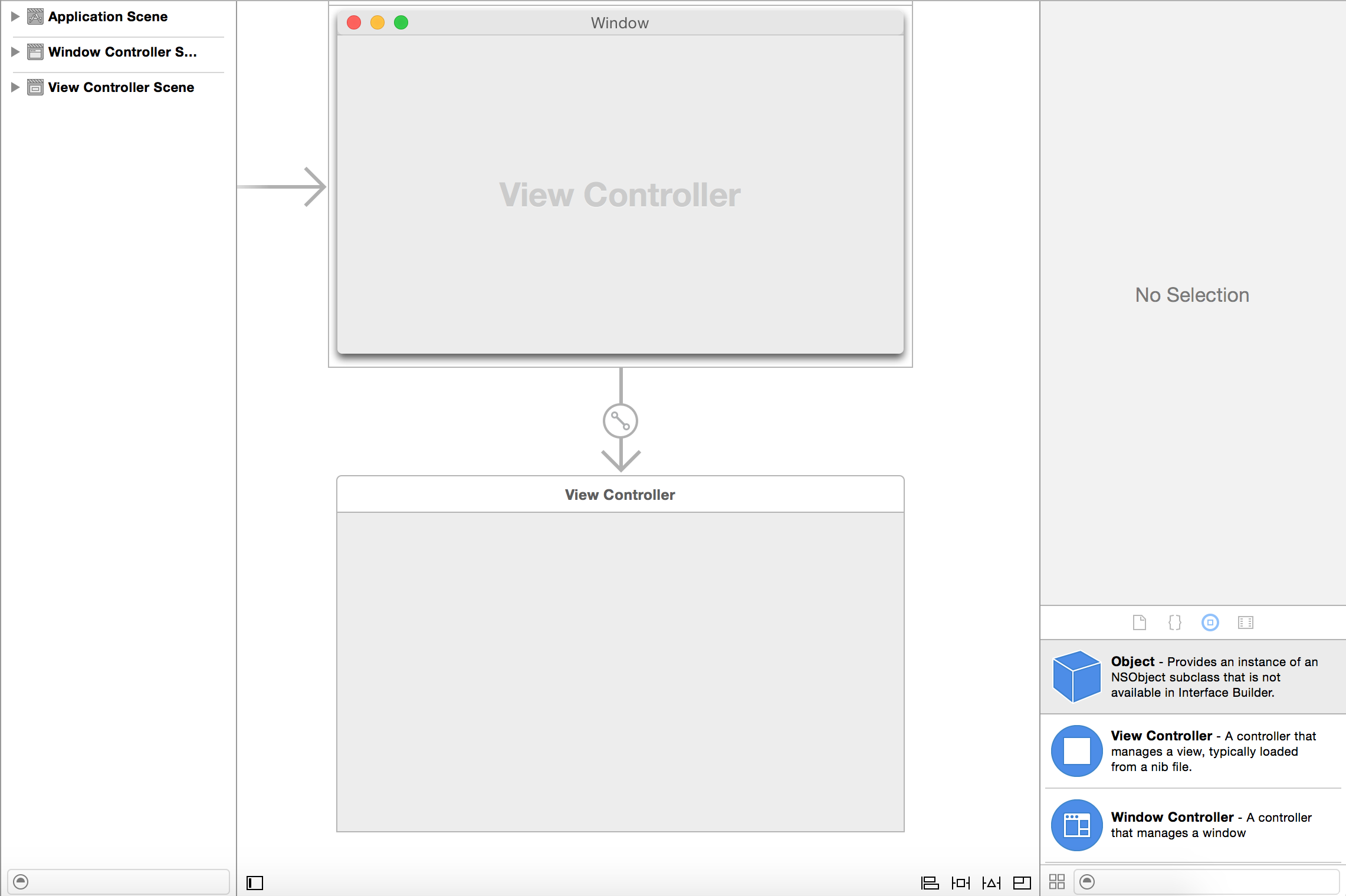 Objective-c small application to display posts and comments